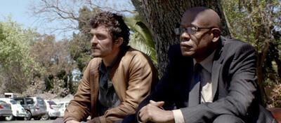 Orlando Bloom und Forest Whitaker in Zulu