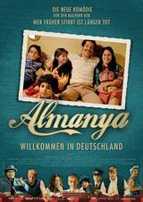 Almanya - Willkommen in Deutschland - Poster