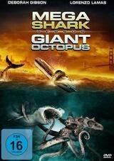Mega Shark vs. Giant Octopus - Poster