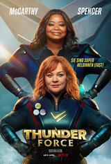 Thunder Force - Poster
