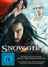 Zhongkui: Snow Girl and the Dark Crystal - Poster