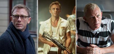 Daniel Craig in Verblendung, Tomb Raider und Logan Lucky