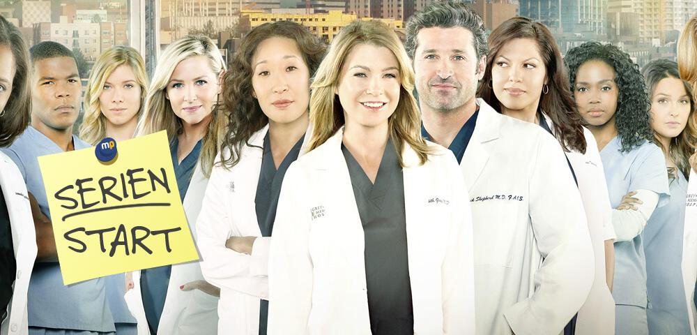 GreyS Anatomy Heute