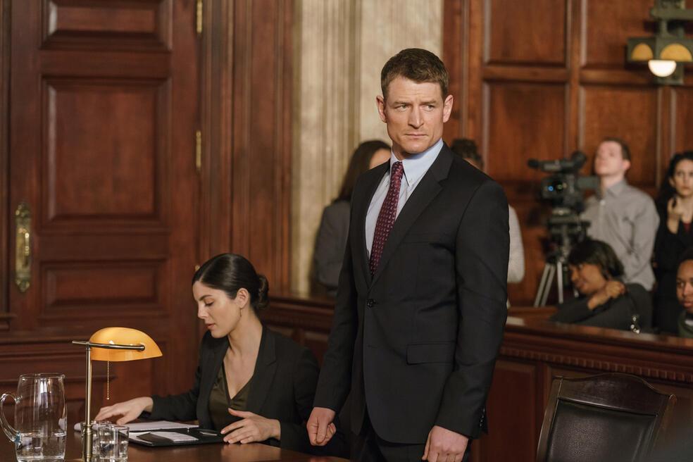 Chicago Justice, Chicago Justice Staffel 1 mit Philip Winchester