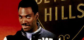 Bild zu:  Eddie Murphy in seiner Paraderolle als Beverly Hills Cop