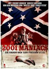 2001 Maniacs - Poster