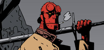 Hellboy: Rise of the Blood Queen wird das Reboot heißen