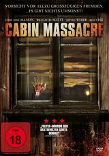 Cabin Massacre - Poster