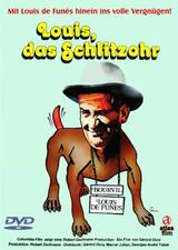 Louis, das Schlitzohr - Poster