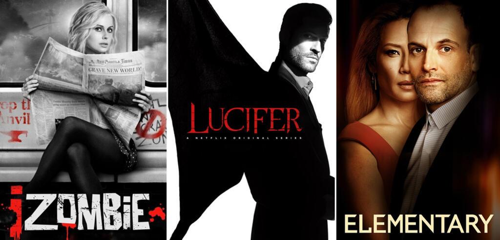 Neue Serien und Staffeln im Mai 2019