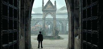Harry Potter 3: Hogwarts' Hof