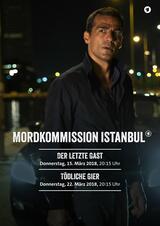 Mordkommission Istanbul: Der letzte Gast - Poster