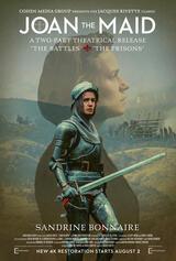Johanna, die Jungfrau - Der Verrat - Poster
