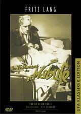 Das Testament des Dr. Mabuse - Poster