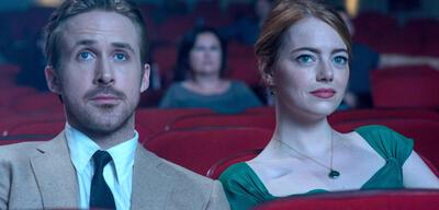 La La Land mitRyan Gosling und Emma Stone