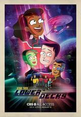Star Trek: Lower Decks  - Poster