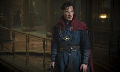 Doctor Strange mit Benedict Cumberbatch - Bild 1