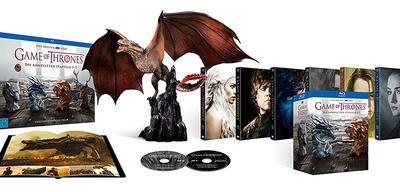 Amazon Angebote - Bis zu 40% Rabatt auf Serien, Game of Thrones Collector's Edition