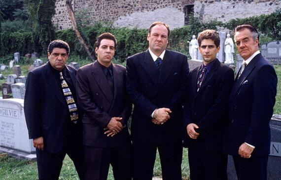 Die Sopranos Staffel 1 mit Michael Imperioli