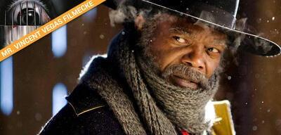 Samuel L. Jackson in The Hateful 8