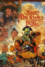 Muppets - Die Schatzinsel Poster