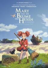Mary und die Blume der Hexen - Poster