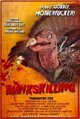 ThanksKilling - Poster
