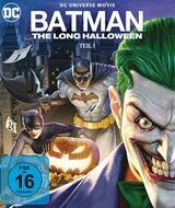 Batman: The Long Halloween, Teil 1 - Poster