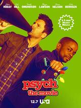 Psych: The Movie - Poster
