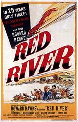 Red River - Poster
