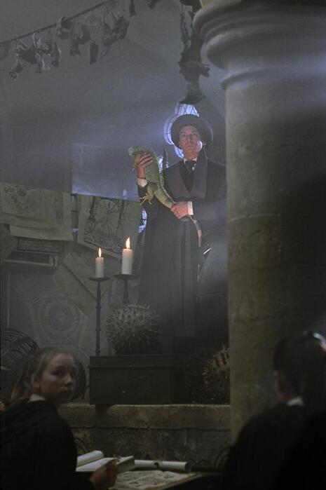Harry Potter und der Stein der Weisen mit Ian Hart