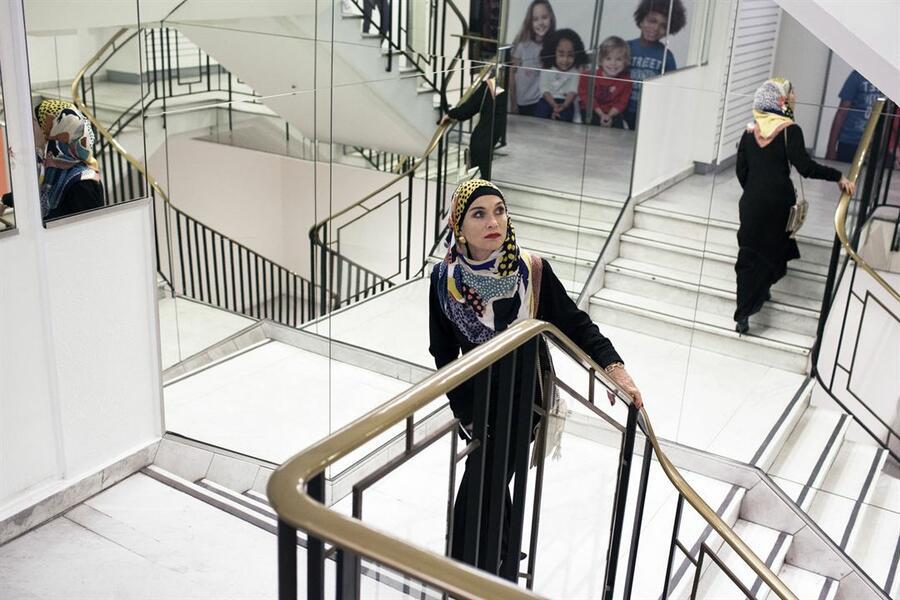 La Daronne mit Isabelle Huppert