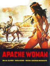 Apache Woman - Poster