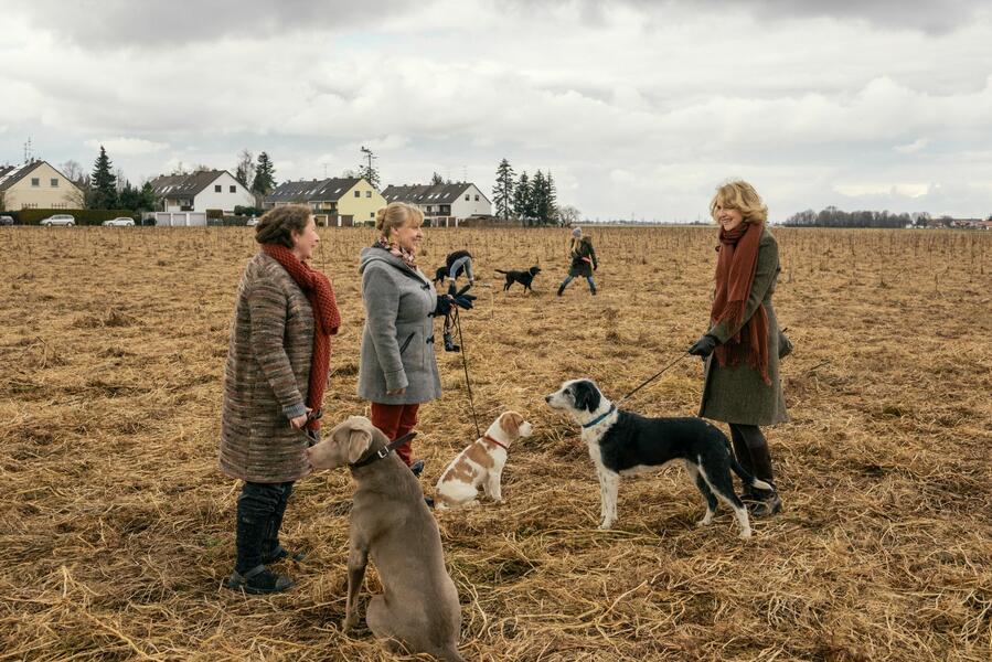 Der Hund begraben mit Juliane Köhler und Johanna Bittenbinder