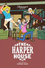 The Harper House - Staffel 1 - Poster