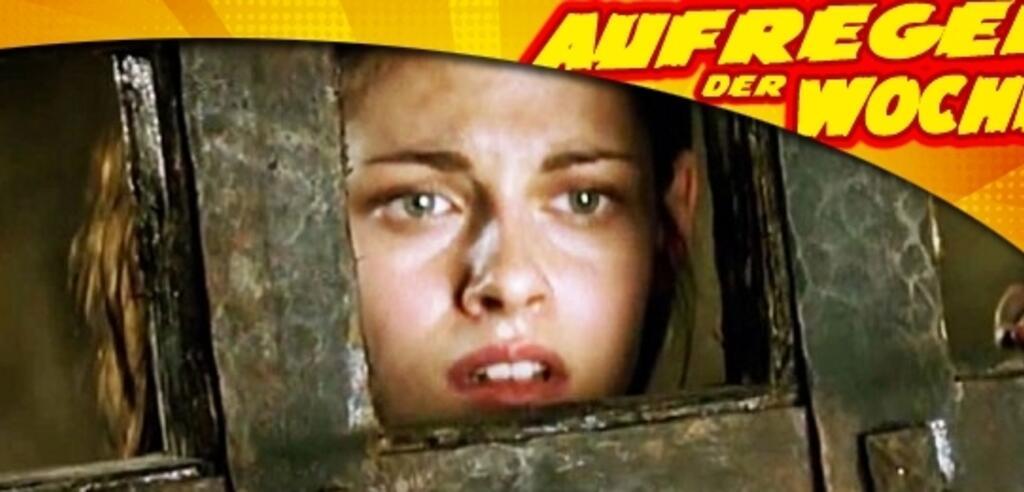 Kristen Stewart wird zu hart bestraft