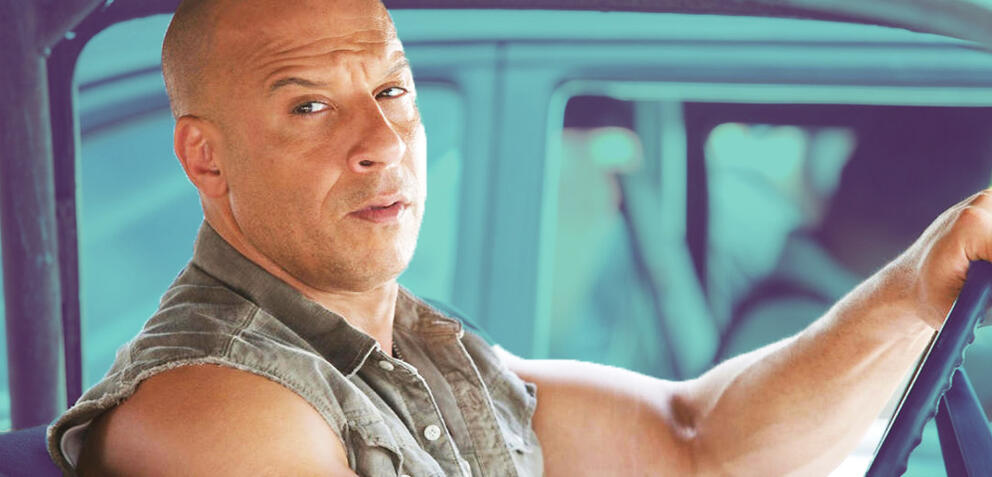 Vin Diesel im Fast & Furious-Franchise