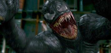 Bild zu:  Schon in Spider-Man 3 zeigte Venom wenig Zurückhaltung