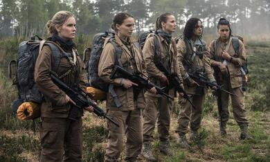 Auslöschung mit Natalie Portman, Jennifer Jason Leigh, Tessa Thompson und Gina Rodriguez - Bild 1