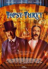Topsy-Turvy - Auf den Kopf gestellt - Poster
