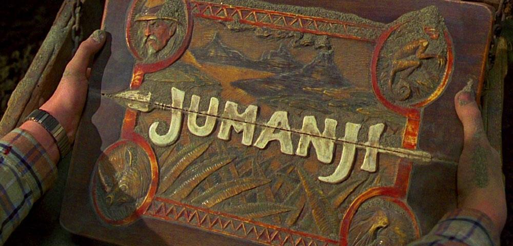 Spiel Jumanji