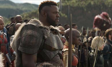 Avengers 3: Infinity War mit Scarlett Johansson, Chris Evans, Danai Gurira und Winston Duke - Bild 6