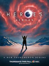 Heroes Reborn - Poster