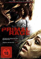 Primal Rage - Poster