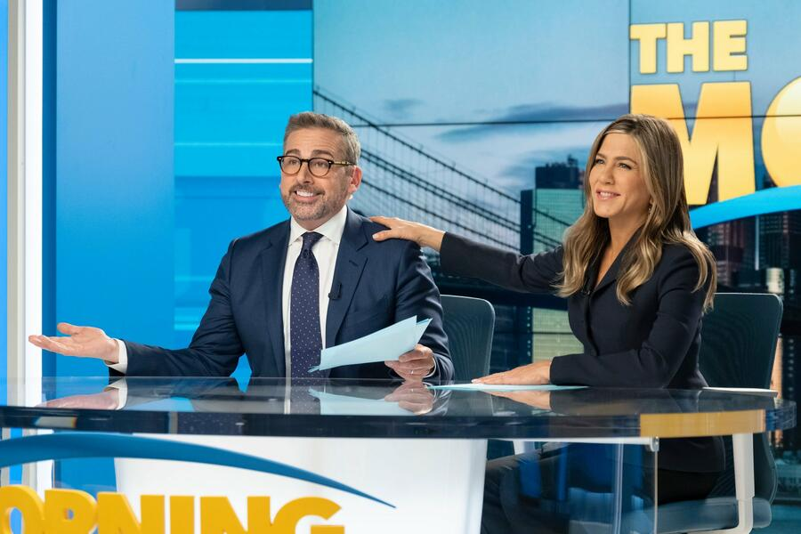The Morning Show, The Morning Show - Staffel 1 mit Steve Carell und Jennifer Aniston