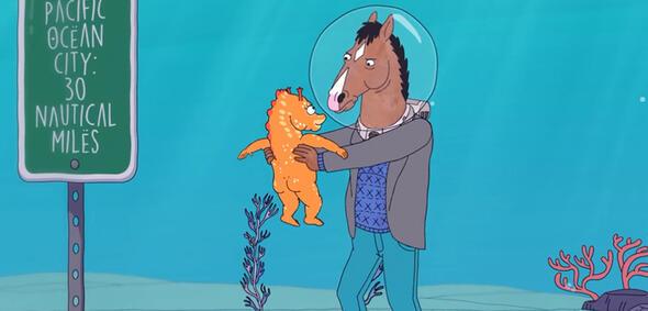 BoJack Horseman - Fish Out of Water