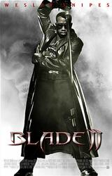 Blade II - Poster