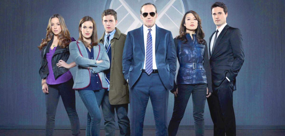 Marvel Agents Of Shield Staffel 3 Deutsch Stream