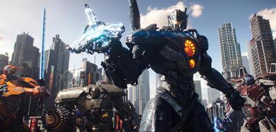 Jaeger treffen auf Kaijus in Pacific Rim 2: Uprising