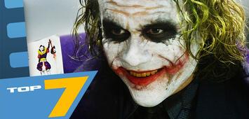 Bild zu:  Top 7 DC Schurken
